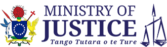 Ministry of Justice, Cook Islands